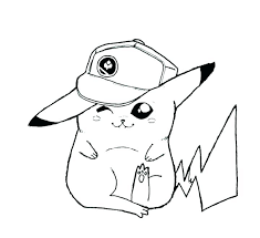 cute pikachu coloring pages color page pag