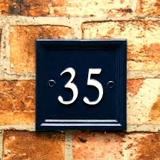 custom house number signs wooden square sign the period ironmonger plaques nu house number shutters more wooden