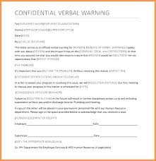 Employee Warning Letters Template Awesome Letter Reprimand