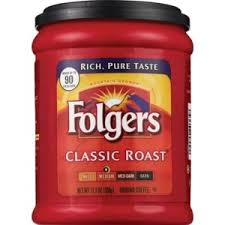 Folgers Coffee Chart Folgers Ground Coffee Classic Roast