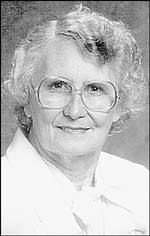 Allene G Nichols Chambers (1920-2003) - Find A Grave Memorial