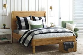 serena and lily bedroom gingham