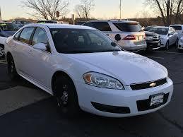 2012 Chevrolet Impala POLICE - Incredible Cars