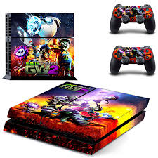 to Buy Plants VS Zombies GW2 PS4 Skin Sticker Decal Vinyl