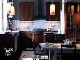 Staining Kitchen Cabinets Darker Grey Stained Kitchen Cabinets Double Handle Lavatory Faucet Sink