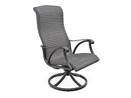 cushion on edington lounge chair with celery swivel rocker patio furniture awesome aluminum chairs unique outdoor wicker chair rocking set