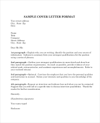 8 Sample Business Letter Formats Pdf Word Sample Templates