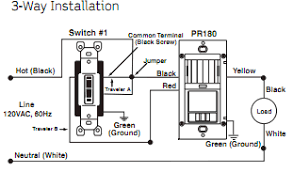 electrical how can i replace a way light switch a motion enter image description here wiring diagram for leviton
