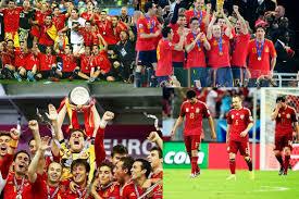 Футбол в Испании история система лиги трофеи Эль Класико  Турниры футбола в Испании