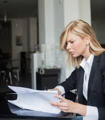 ways to beat work burnout expert advice glamour w boss office work career suit papers stocksy