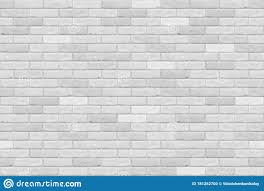 White Brick Wall Texture Background For ...