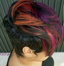 Hair Affair Beautiful Colors Via Hairartist