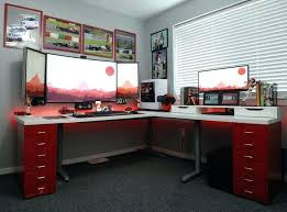 office set up ideas. Executive Office Setup Ideas Home Computer  Popular Of Desk Set Up