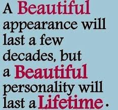 Beauty Face Quotes Best Of Beauty Quotes A Beautiful Personality Will Last A Lifetime