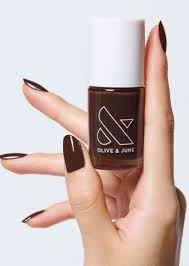 This product contains no toluene, dbp or added formaldehyde. Bella Hadid Brown Nails Are Delicious And Perfect For Fall Stylecaster