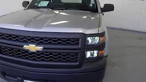 2014 Chevy Silverado Regular Cab Work Truck - YouTube