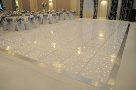 floor lighting hall. White Dance Floor With Twinkling Lights Lighting Hall