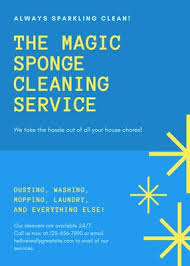 House Cleaning Services Flyers Customize 161 Cleaning Flyers Templates Online Canva