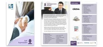Graphic Designer | Chris Lindhartsen - Rc Services Brochures