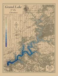 grand lake classic map  gallup map