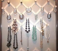 low cost dollar items jewelry organizer