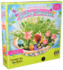 creativity for kids wee enchanted fairy garden kit image 1 of 4 zoomed image