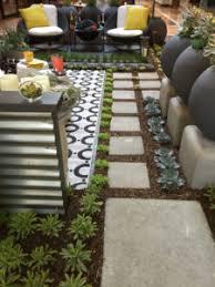 garden materials. Mixed Garden Flooring Materials