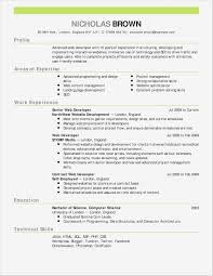 Linkedin Style Resume Template Fresh Resume Template Free Word Ideas
