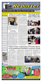 The Village Reporter March 27th 2019 By Thevillagereporter Issuu