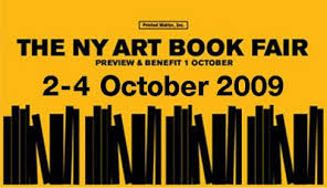 new york put down your iphone blackberry laptop wver and make a pilgrimage to the fourth annual ny art book fair at p s 1 contemporary art