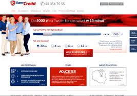 SuperCredit szybkie pożyczki, chwilówki – Credy24.pl