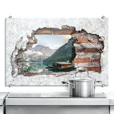 cabin wall art metal