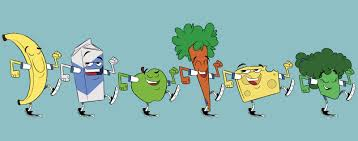 Image result for cafeteria cartoon images