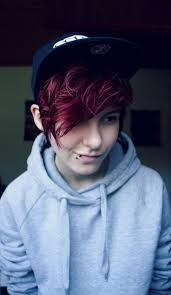 Cute Emo Boys With Red Hair The 25 Best Emo Hairstyle Boy Ideas