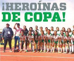 HEROÍNAS DE COPA! - PressReader