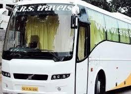 srs travels gulbarga ho bus
