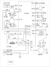 frigidaire air conditioners fra123pt1 pdf wiring diagram fra093pt1
