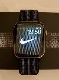 Nike Watch Face on Non-Nike Apple Watch ...