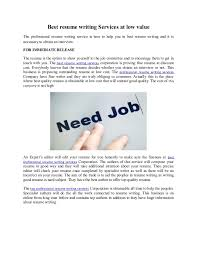 Ask the Experts  Cv writing service usa  Professional Resume Writing Services Online Best Of Support Professional  Best Resume Writing Services Resume Writing
