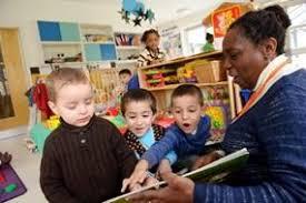 Nursery Teacher Naldic Eal Guidance Eyfs And Eal
