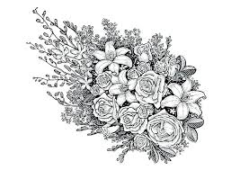 Hard Coloring Pages That You Can Print Hard Flower Coloring Pages