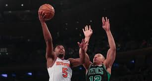 Celtics Depth Chart New York Knicks Dennis Smith Jr Falling Down The Depth Chart