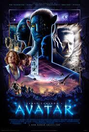 avatar drew struzan inspired avatar poster by shok xone studios