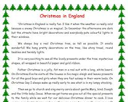In England: Adjectives Exercise