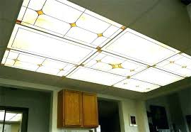 suspended ceiling lighting options. Light For Drop Ceiling Suspended Fluorescent Lights Bright Lighting . Options O