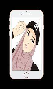 Hijab Cartoon Wallpaper for Android ...