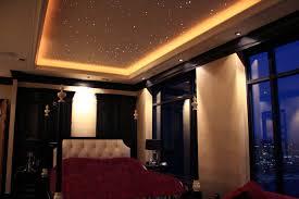 Wirless DIY Fiber Optic Star Ceiling : Modern Ceiling Design ...
