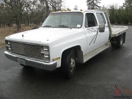 Chevrolet Chevy 454 C-30 1 Ton Flatbed Dually Pickup Truck GMC ...