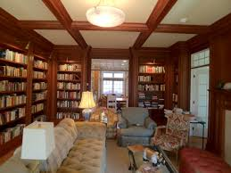 tradition cherry library traditional home office atherton library traditional home office