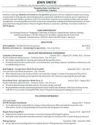 Sample Resume Accounts Receivable Sample Of Accounts Payable Resume